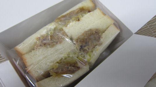 泉佐野サンド