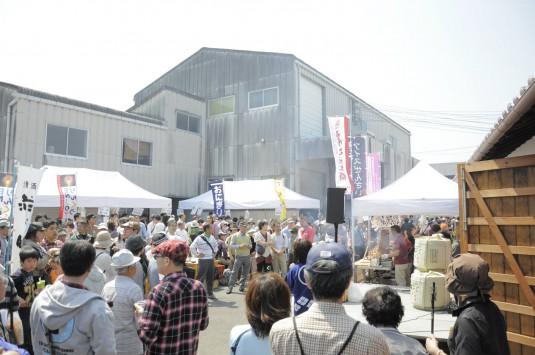 酒蔵祭り 北庄司酒造 泉佐野